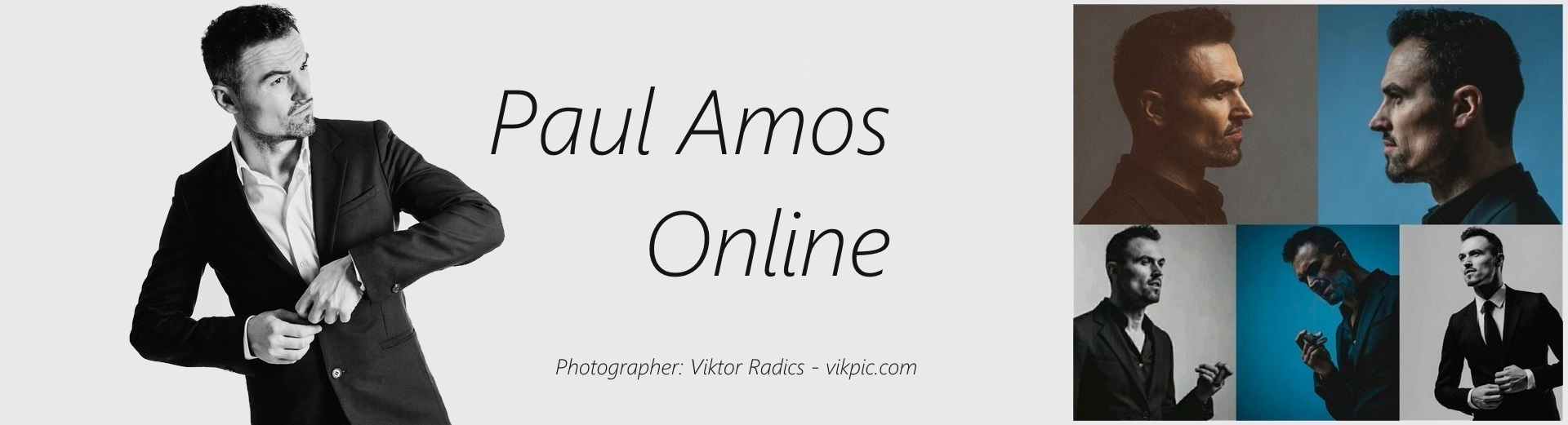 Paul Amos Online Forum